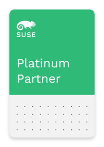 <h5>SUSE</h5> Platinum Partner